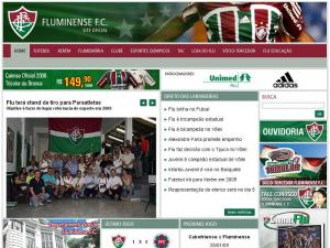 Fluminense Football Club - Site Oficial