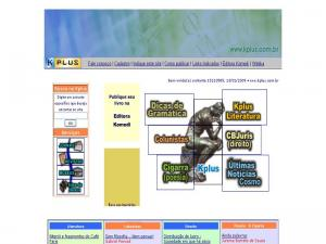 Kplus - A Comunidade de Cultura na Internet