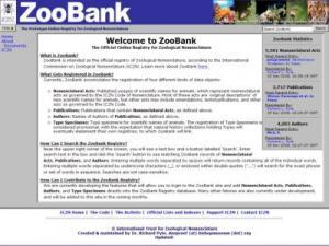 Zoo Bank