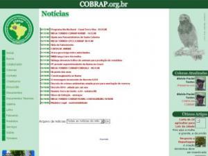 COBRAP - Confederação Brasileira dos Criadores de Pássaros Nativos