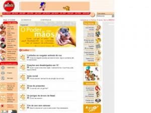 PetSite - O Seu Site de Estimação